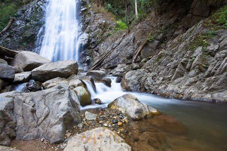 Mae Gone Waterfall, Chaing Rai , Thailand