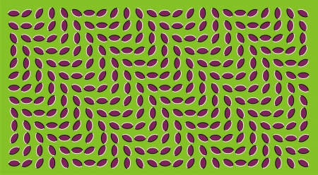 seem: billowy optical illusion as the wave