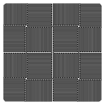 Abstract seamless geometric pattern design 일러스트