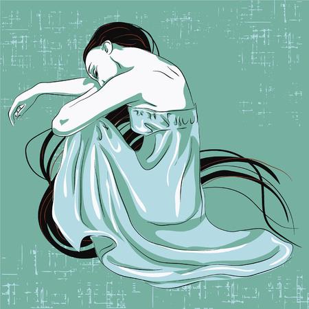 Resultado de imagen para mujer depresion