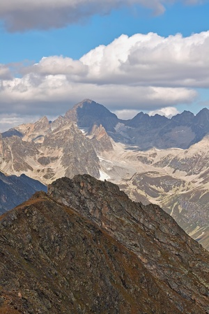 dombay: Dombai - a mountainous area in Karachay-Cherkessia in the Kuban basin in the North Caucasus Russia
