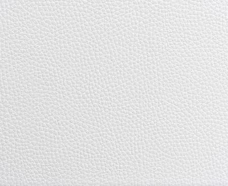 Textuur witte lederen voor achtergrond