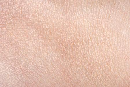 nackt: Die Beschaffenheit der Haut,
