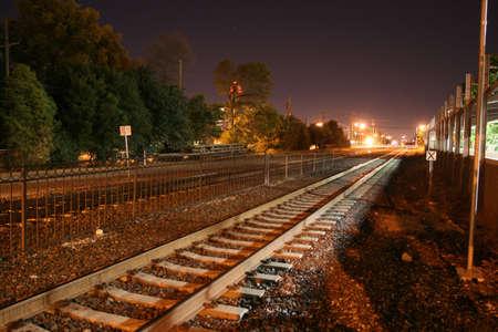 night of the rail
