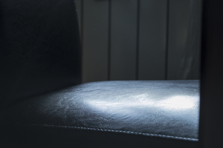 leather chair: Leather chair