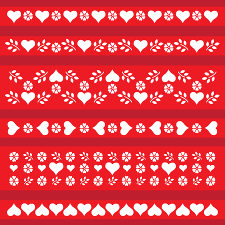 Valentines Day hearts curb tape ribbon tape doodles sketch