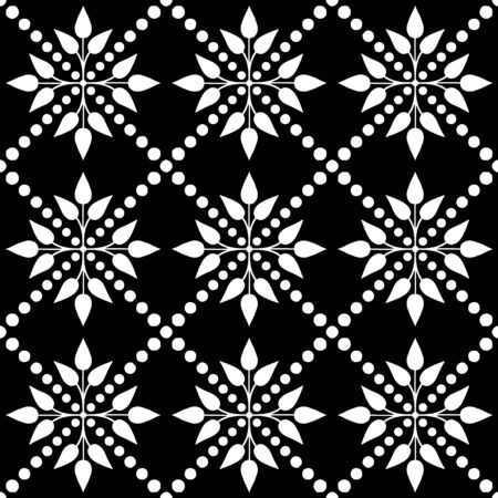 Abstract patterns Cross doodles black and whit Sketch