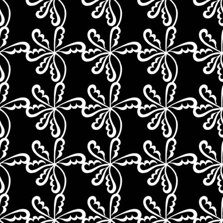 Abstract patterns seamless doodle Sketch. Good for creative and greeting cards, posters, flyers, banners and covers. Ilustrace