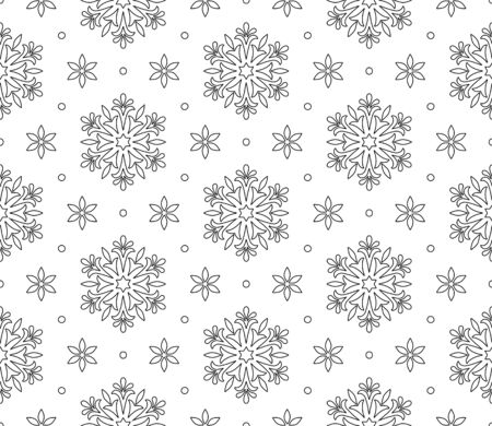 Abstract pattern for coloring doodle Sketch good mood 矢量图像