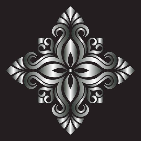 Cross doodle sketch gradient. Suitable for decoration. Religion 版權商用圖片 - 143111767