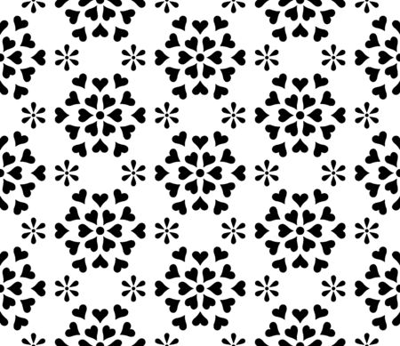 Abstract patterns seamless Stencil doodle sketch good mood. Good for creative and greeting cards, posters, flyers, banners and covers.
