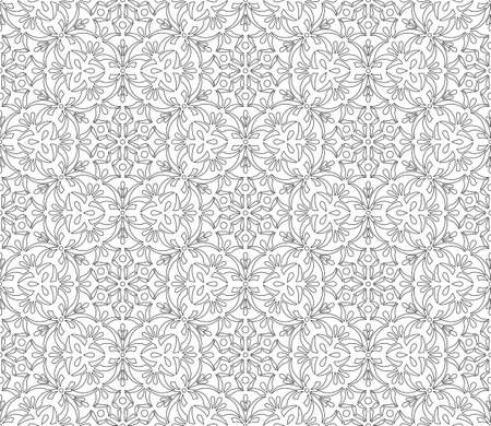 Abstract pattern for coloring doodle Sketch good mood For children and adults Relaxation Leisure Pleasure Banco de Imagens - 154651251