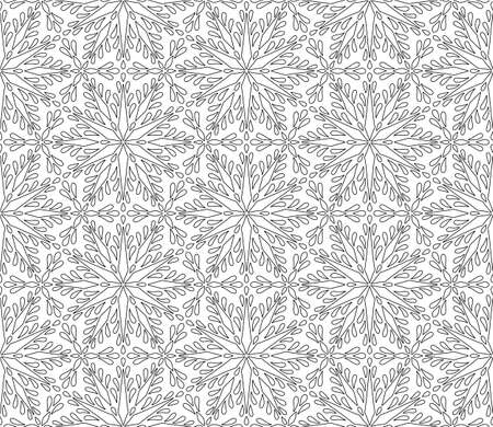 Abstract pattern for coloring doodle Sketch good mood For children and adults Relaxation Leisure Pleasure Banco de Imagens - 154651252