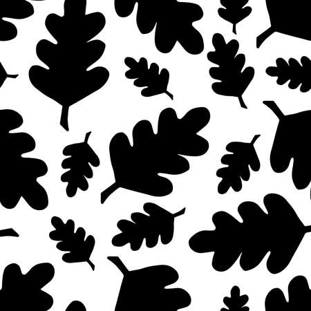 Abstract patterns seamless black and white doodle Sketch. Good for creative and greeting cards, posters, flyers, banners and covers 矢量图像