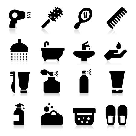 champ�: Iconos Cuidado Personal