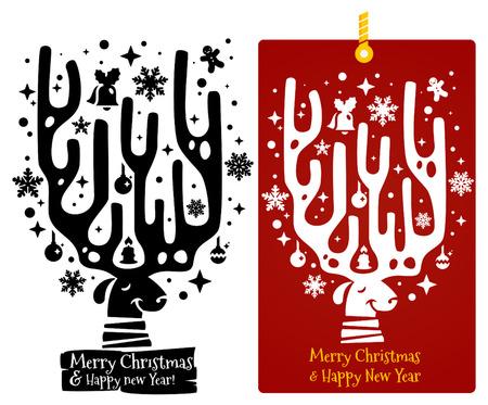 christmasy: Christmas reindeer
