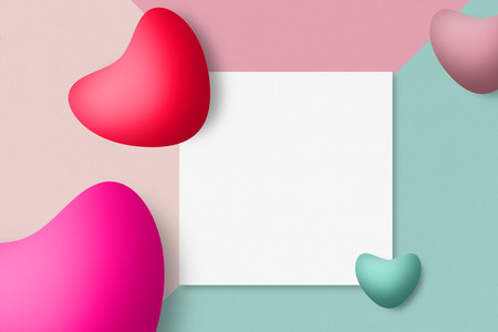 color balloon posters