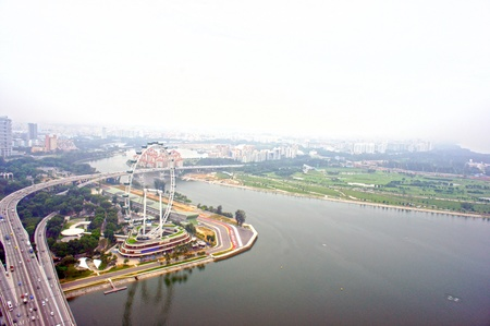 Singapore Skyview photo