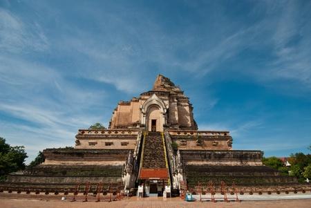 Thai north temple Stock Photo - 9595266