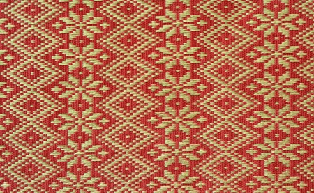thailand fabrics: attractive thai style cloth background for general use.