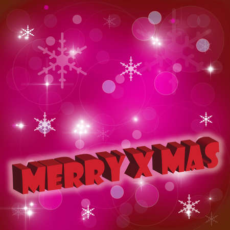 Attractive christmas  background  for celebration artwork. photo