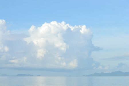 nice form of cloud on bright sky. Stock Photo - 11413522
