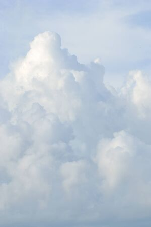 nice form of cloud on bright sky. Stock Photo - 11413521