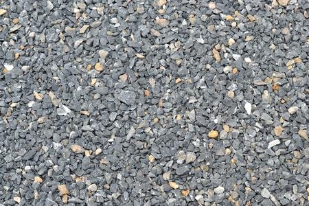 Texture of samll stone way. photo