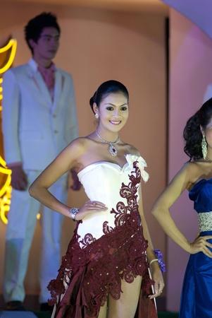CHIANGRAI, THAILAND - DECEMBER 25: Sasiwimon Sudsawart during the