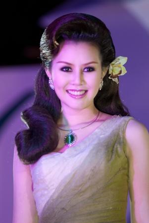 CHIANGRAI, THAILAND - DECEMBER 25: Matchimala Sutthana during the
