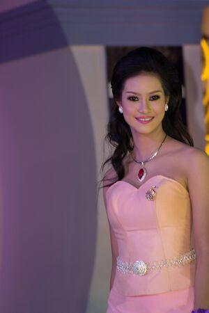 CHIANGRAI, THAILAND - DECEMBER 25: Sariya Samrnwong during the