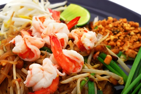 Thai food  dish close up view. Stock Photo - 12063122
