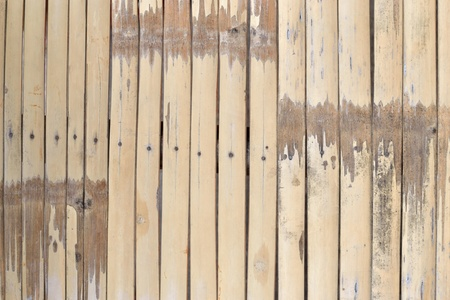 close up view of traditional bamboo wall. Stock Photo - 13197248