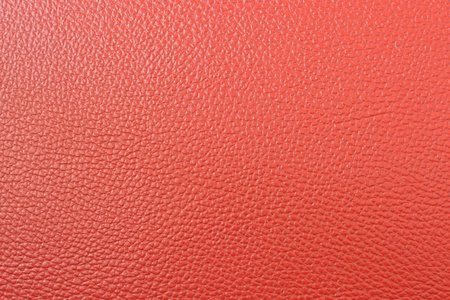 close up of res leather background. photo