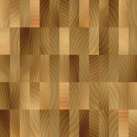 Illustration of wood tiles background. Stock Illustration - 16988283