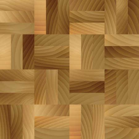 Illustration of wood tiles background. Stock Illustration - 16988280