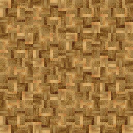 Illustration of wood tiles background. Stock Illustration - 16988284