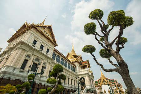 Grand palace bangkok, THAILAND photo