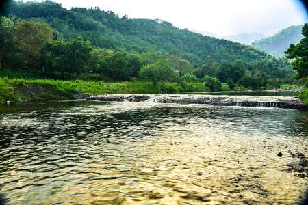 Scenery of River photo