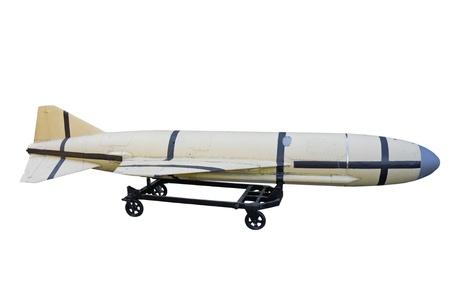 Russian anti-ship missile  P-15 Stock Photo - 12825353