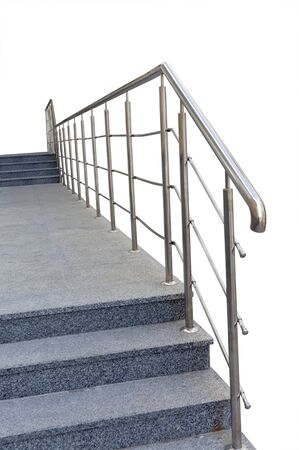 Stairs Construction with Metal Studs photo
