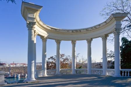 observational: Terreno de observaci�n en la ciudad de Sevastopol