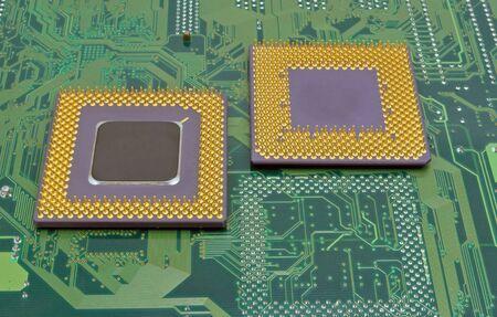 processors: close up of cpu processors
