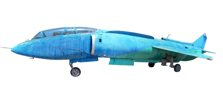 The Yakovlev Yak-38   NATO reporting name  Forger  was Soviet Naval Aviation Stock Photo - 20669825