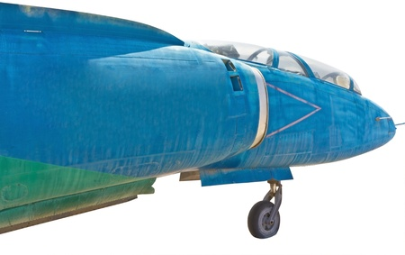 The Yakovlev Yak-38   NATO reporting name  Forger  was Soviet Naval Aviation Stock Photo - 21091249