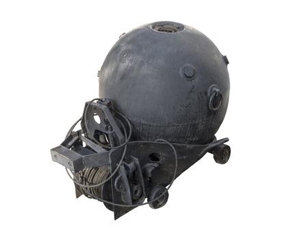 bombard: Soviet WW-2 miniera marine Archivio Fotografico