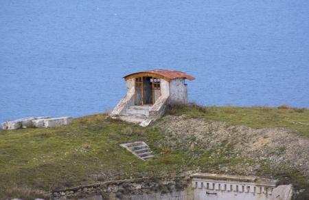 укрепление: Прибрежные укрепление период обороны Севастополя в 1942 году