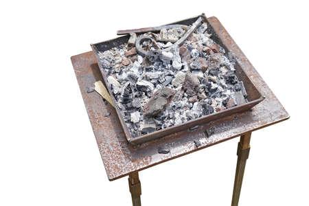 smithy: Carboni ardenti nella fucina