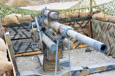 seconda guerra mondiale: Il cannone tedesco del periodo della seconda guerra mondiale