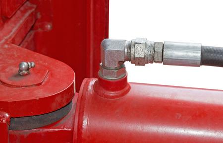construction machinery: Hydraulic pressure pipes system of construction machinery